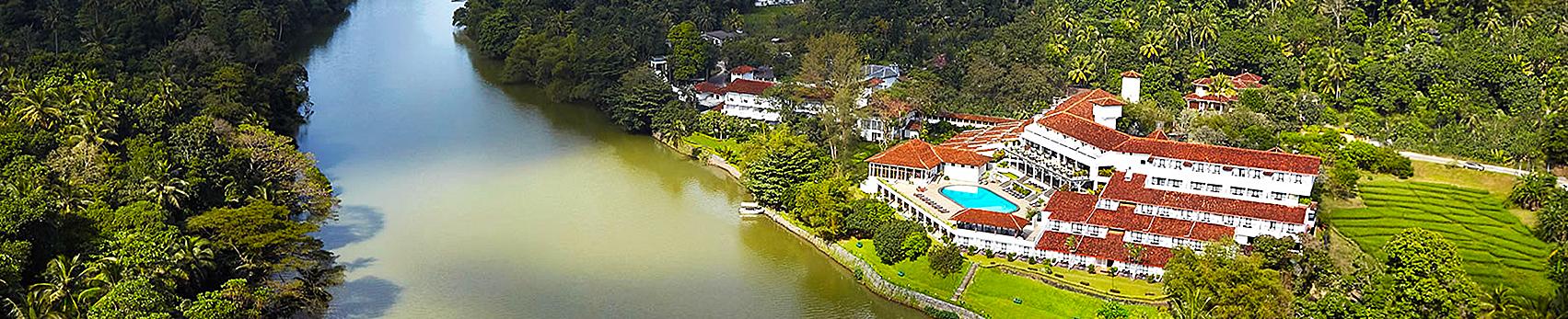 Cinnamon Citadel Kandy Cover Image